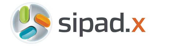 Logo SIPAD-X - Medium